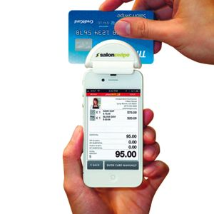 SalonSwipe Offers Pay-As-You-Go Credit Card Processing