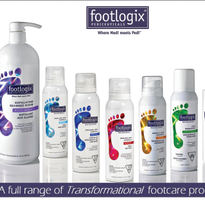 Footlogix Reveals New Holographic Packaging