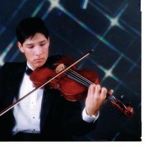 Eduard performs in 2003.
