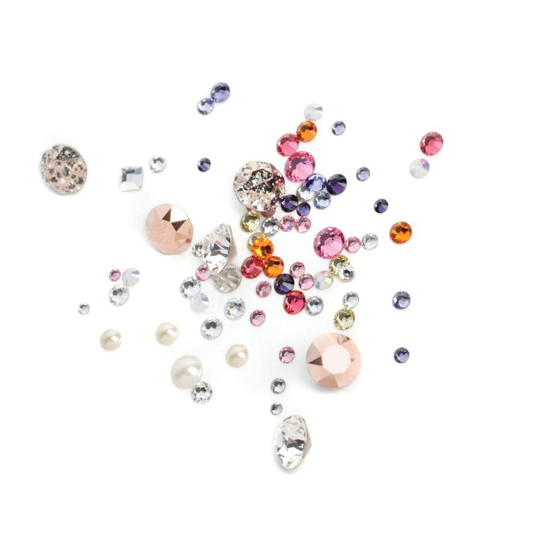 <p>Personalize clients&rsquo; nails with authentic Swarovski crystals from Crystal Culture. Packaged and priced per design, these rhinestones can help you make profit with a unique service.&nbsp;</p>