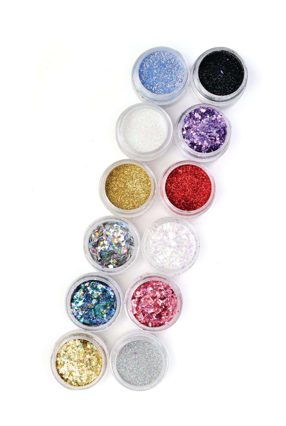 <p>Let the artist in you shine with SuperNail&rsquo;s Glitter Theory glitter kit containing beautiful and vibrant loose glitters that can be combined with nail polish, gel-polish, and acrylics.&nbsp;</p>