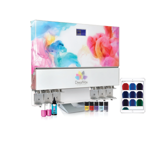 DreaMau Machine Mixes Custom Lacquer Colors in Minutes