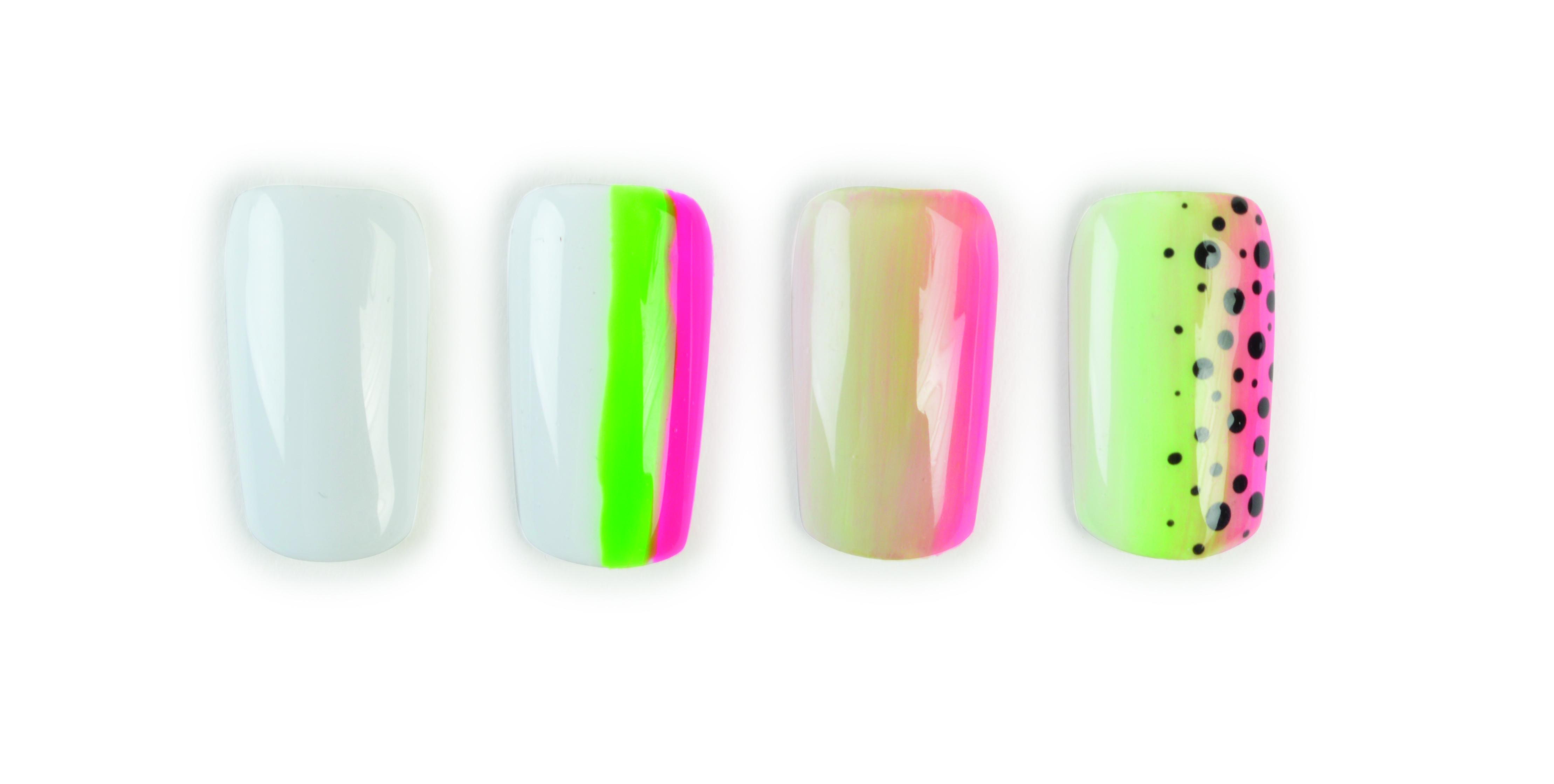 Nail Art Studio: Rainbow Trout
