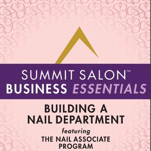 Build Your Nail Department Now