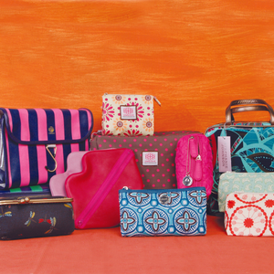 Retail Boutique: Cosmetic Bags