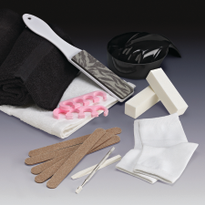 Manicure and Pedicure Implements