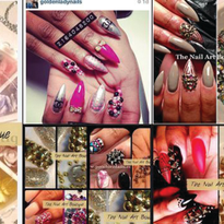 The Nail Art Boutique Supply Shop