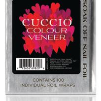 Veneer Soak-Off Foils