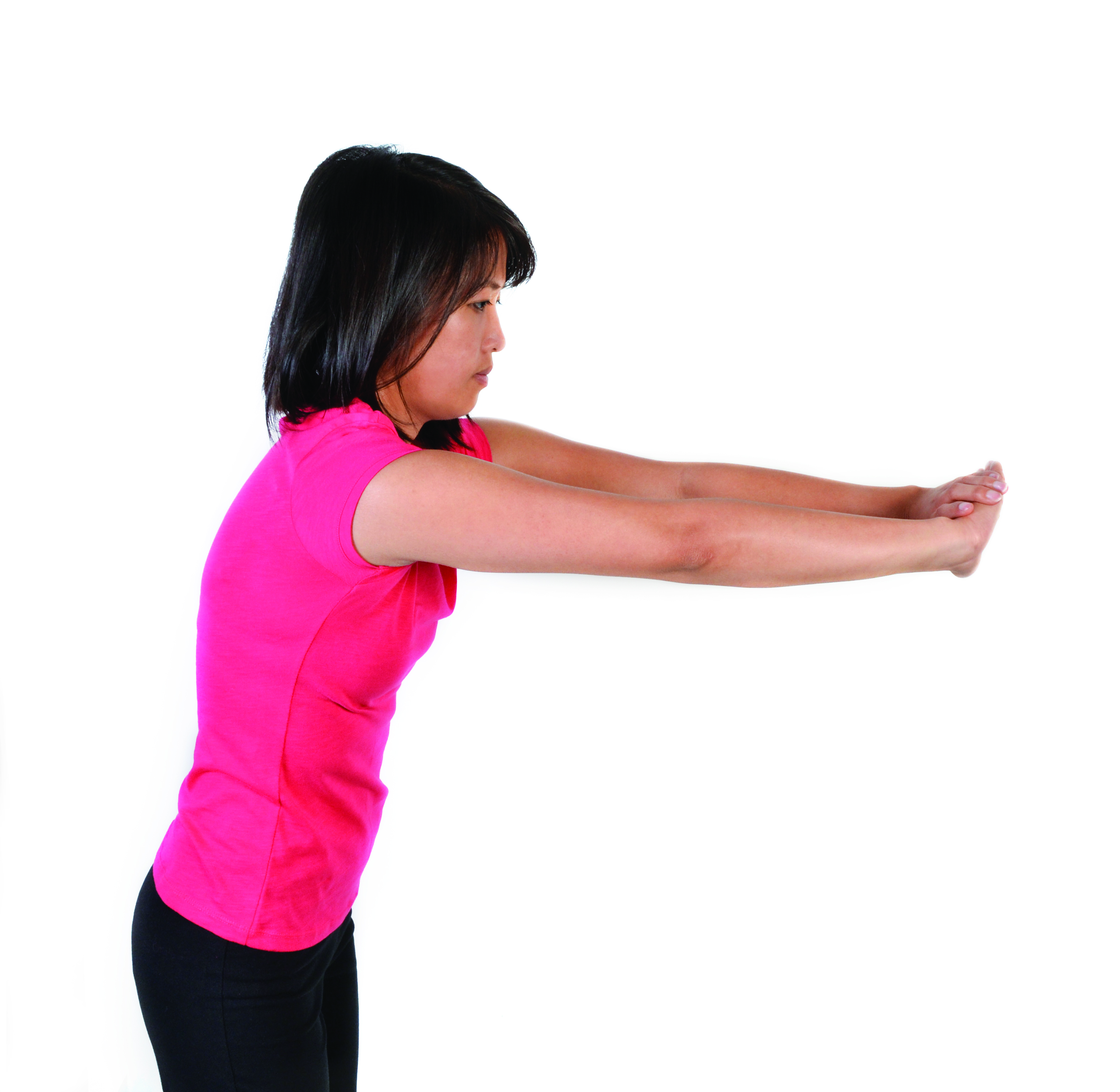 Personal Trainer: Upper Back Trouble