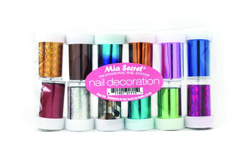 Mia Secret's Nail Decoration Foil Paper