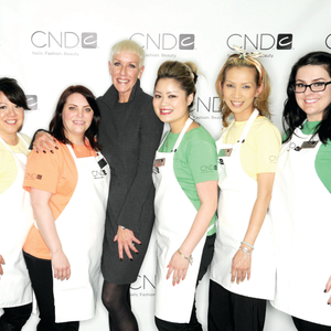 I Heart CND Event Brings Nail Trends to Nail Professionals