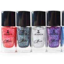 3-D Glitter Nail Polish
