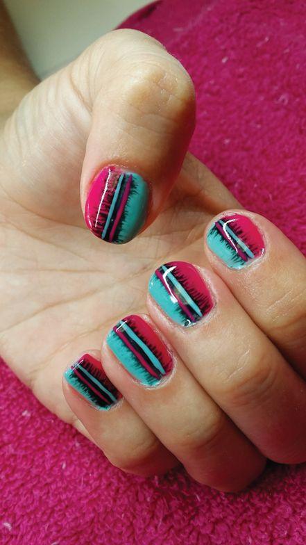 <p>Kristina Ann, Tickled Pink Nail Spa, Yuba City, Calif.</p>