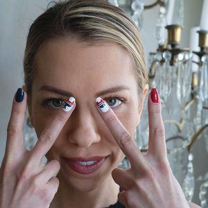 Pledge Political Allegiance With Nail Art