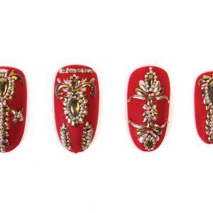 Wedding Nails Around the World
