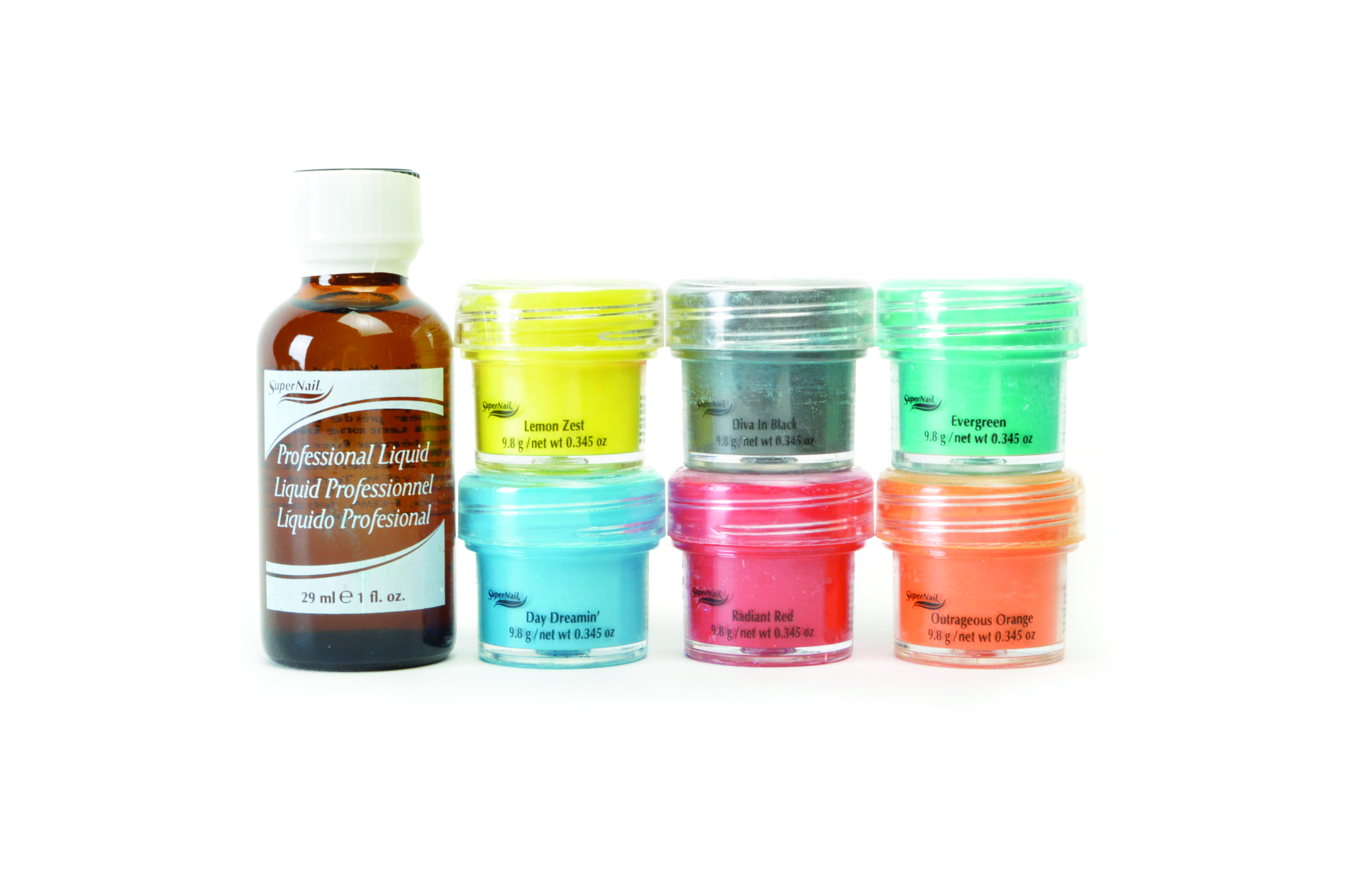 Color Theory Profession Nail Color Acrylic Kit