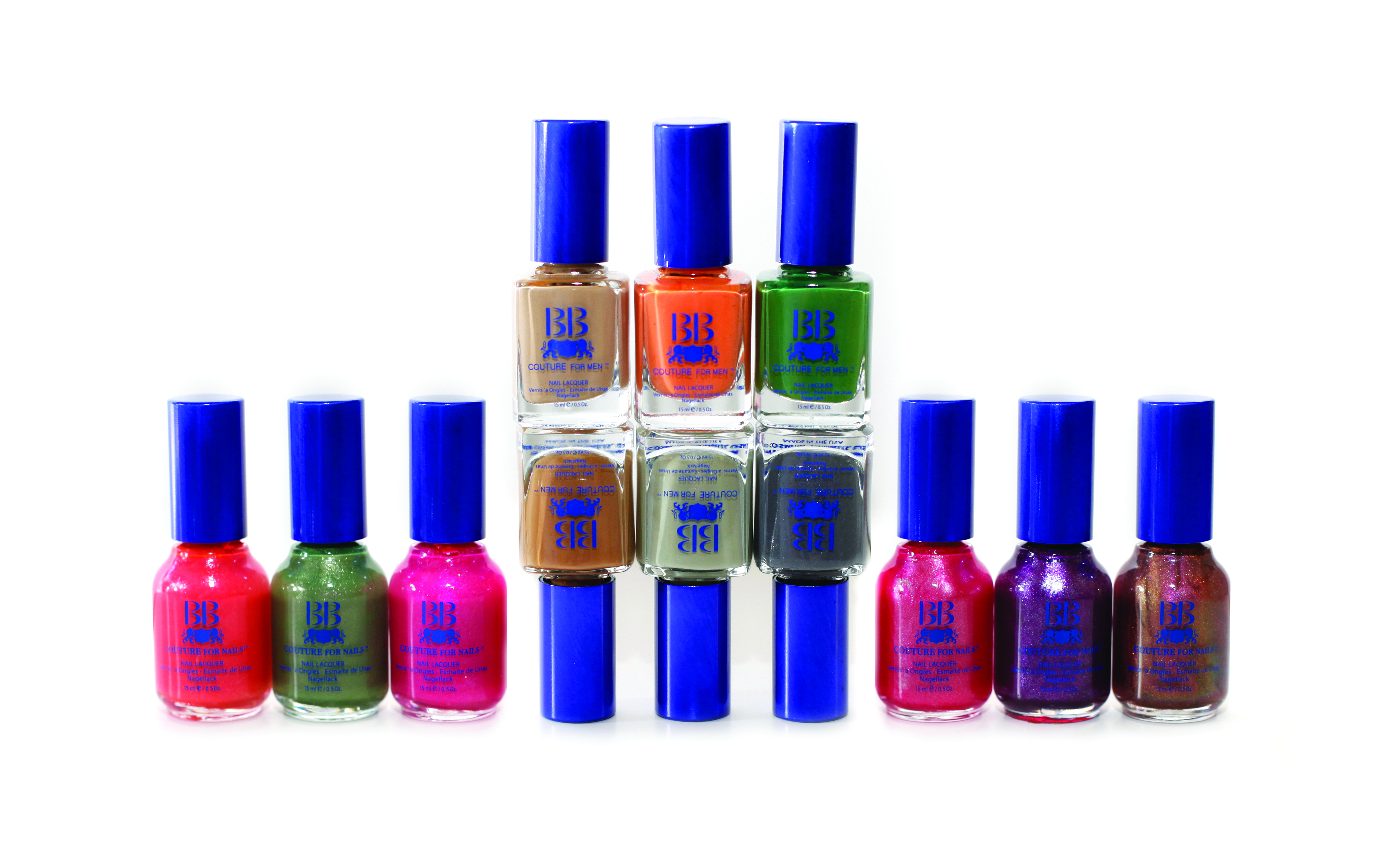 A Touch of Greece Polish Collection