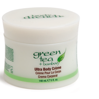 Green Tea and Bamboo Ultra Body Crème