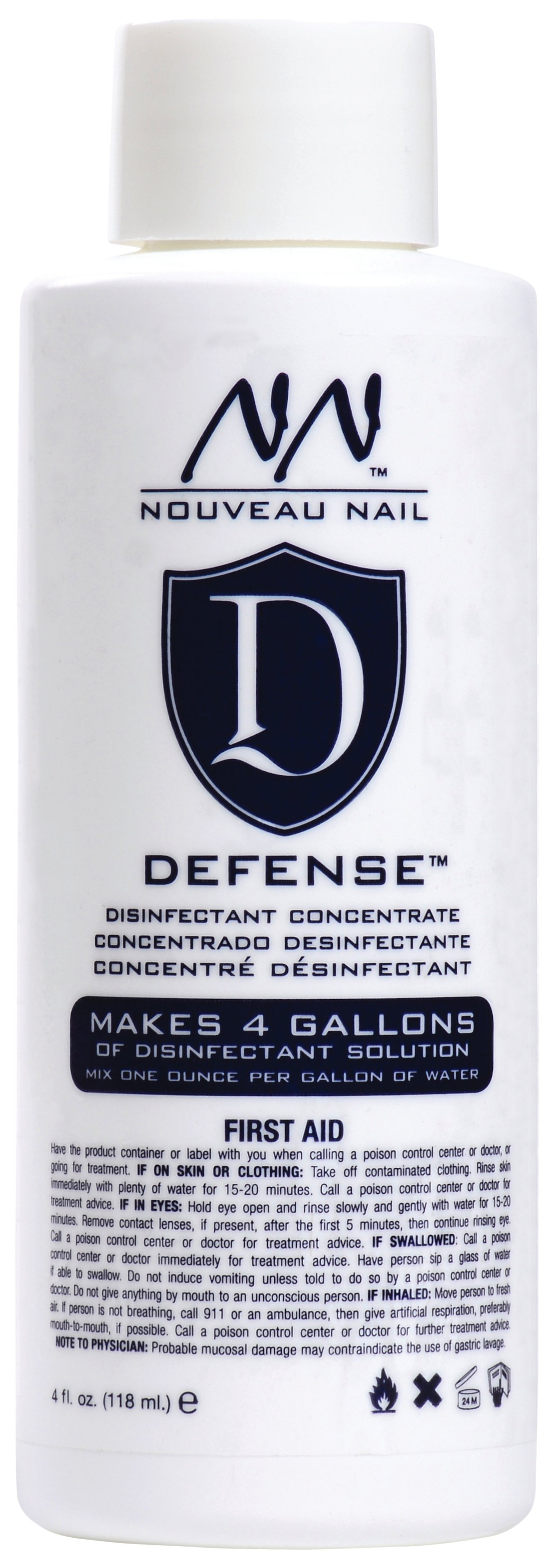 Defense Disinfectant Concentrate