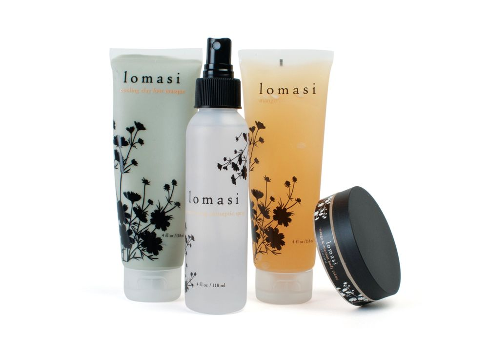 <p>Young Nails&rsquo; Lomasi Collection offers a variety of treatments to provide a perfect pedicure. The Lomasi Antiseptic is a two-in-one spray gel that sanitizes hands and feet for you while leaving them feeling fresh and moisturized for your client. The Cr&egrave;me contains anti-oxidants blended with extracts and oils to create that sought-after silky slip on the skin. The Lomasi Sugar Scrubs are a combination of essential oils and emollients in a creamy sugar base. Sugar exfoliates and softens your clients&rsquo; skin without damaging yours. The Green Sea Foot Masque features a light lavender orange scent and the cooling of mentholated clays. Green and kaolin muds draw out impurities as they cool, heal, and moisturize the skin.</p> <p