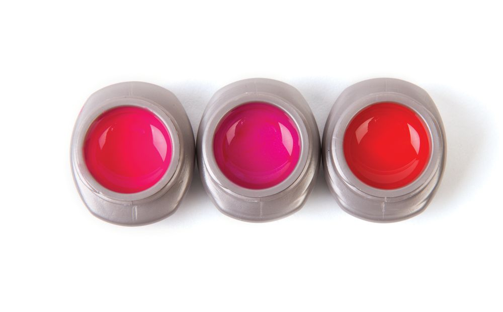 """<p><a href=""""http://www.biosculpturegel.com/"""">Bio Sculpture Gel</a> offers nail polish and gel color to match in neon shades such as Jinkie Pink, Pomegranates on Ice, and Sweet Melon. <br /><br /></p>"""