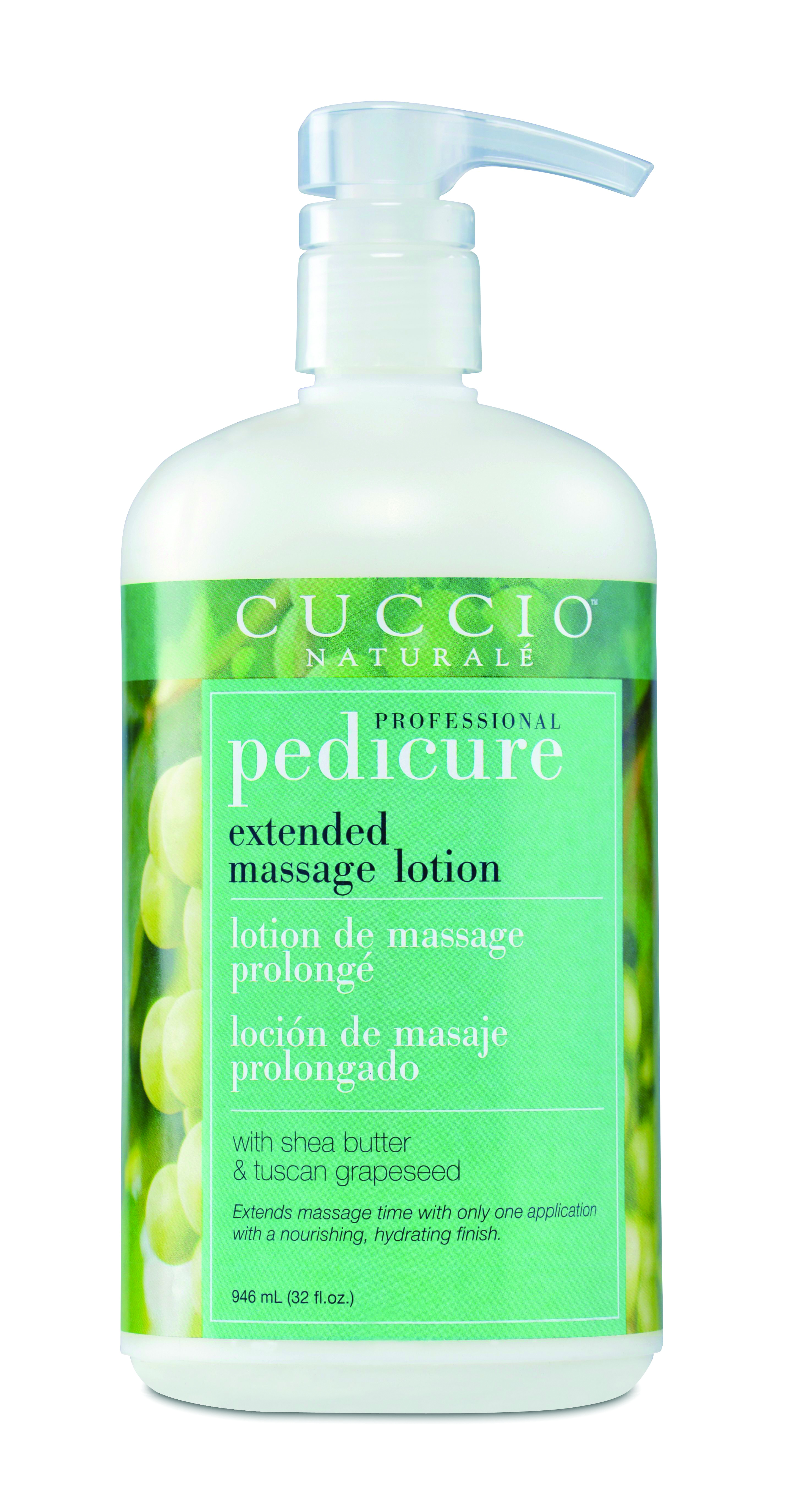 Pedicure Extended Massage Lotion