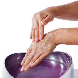 Simple Anti-Aging Hand Facial by ME! Bath