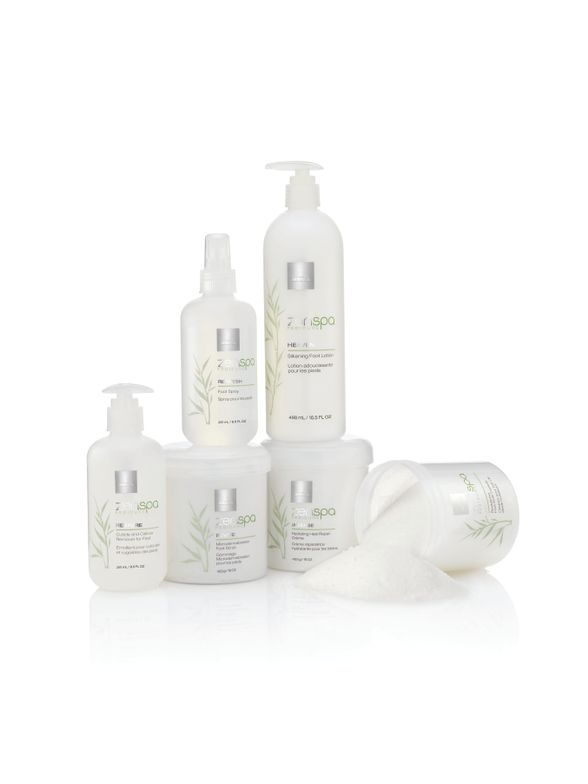 "<p>Jessica&rsquo;s Zenspa Pedicure has six products that feature a blend of Asian aquatic plant extracts. Anti-oxidant blue lotus flower will purify and cleanse, water lily root will soothe and calm sensitive skin, and silica-rich bamboo shoot will restore skin&rsquo;s plump, radiant, youthful appearance.&nbsp;</p> <p><a href=""http://jessicacosmetics.com/"">www.jessicacosmetics.com</a></p>"