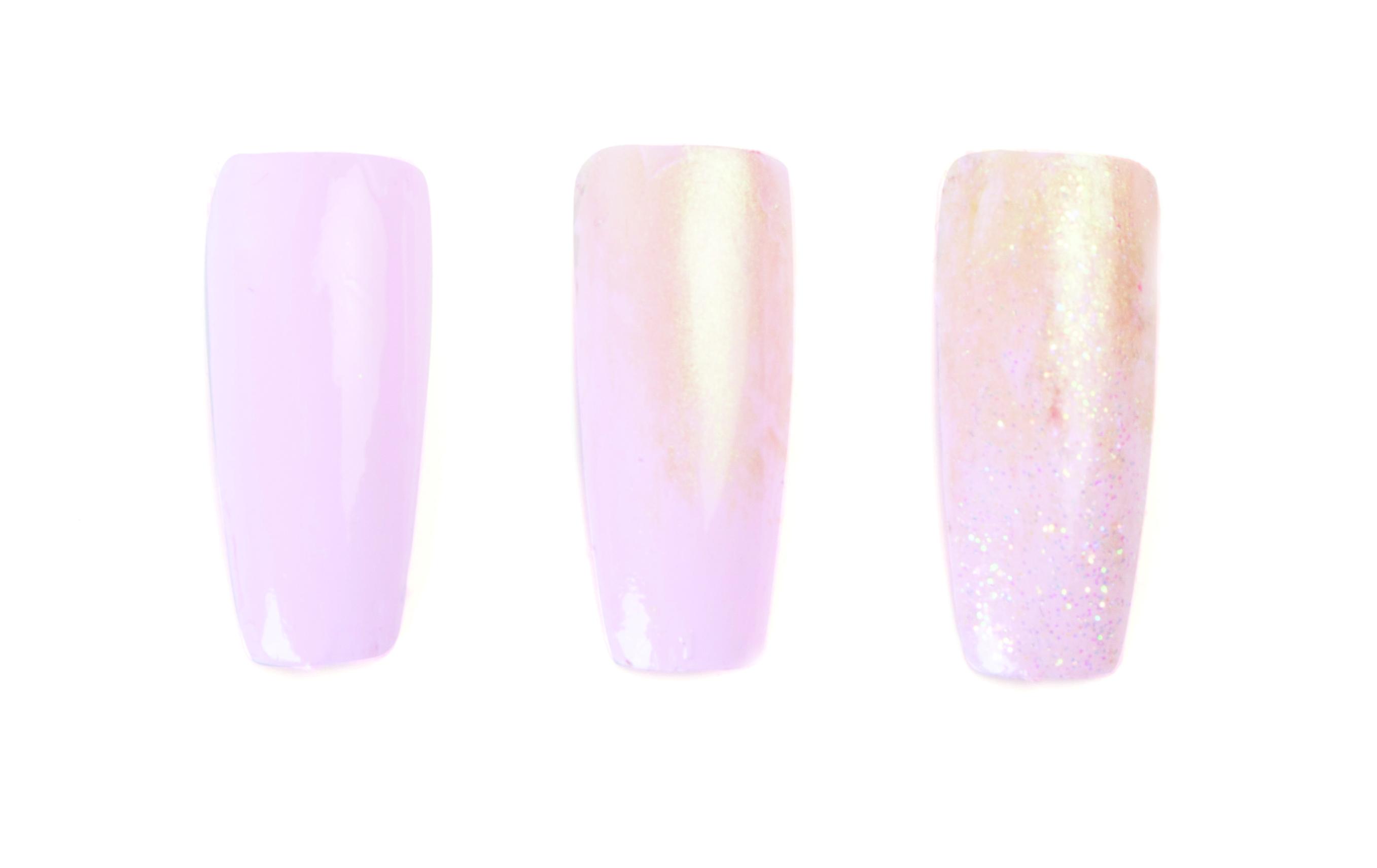 Nail Art studio: Summer Shimmer