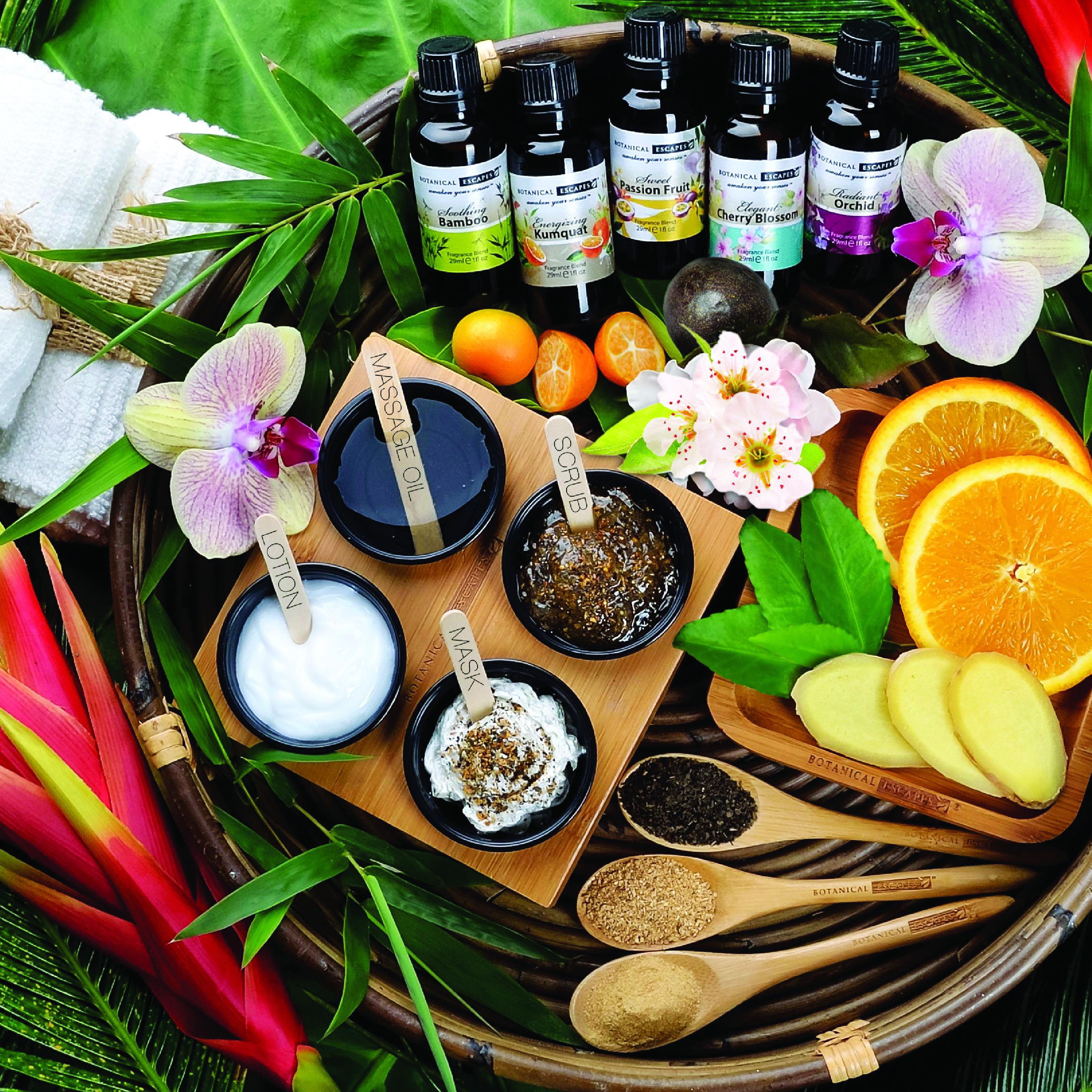 Herbal Spa line