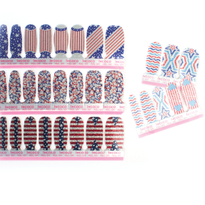 Made in America Nail Appliqué Collection