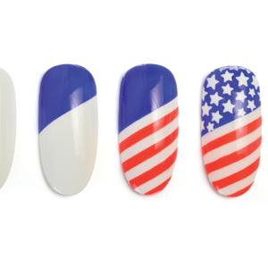 Nail Art Studio: Star-Spangled Banner