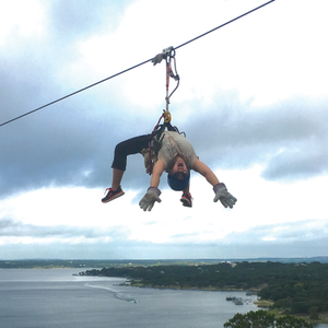My Other Life: Catherine Porche, Zipline Instructor