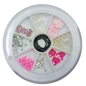 <p>CinaPro<br />Embellishments<br />www.cinapro.com</p>