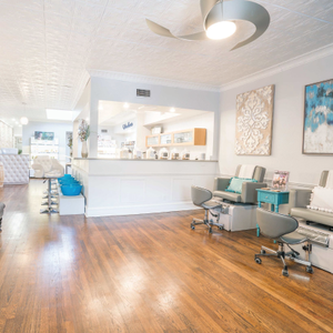 Opened in August of last year, AriaHouse Spa sits above its sister salon, Razmataz Hair Salon,...