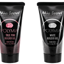 Mia Secret Polymia Gel Creates Light, Strong Enhancements