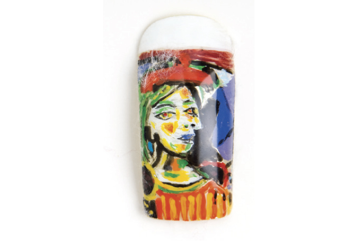 """<p><span style=""""line-height: 120%; font-family: 'Arial','sans-serif'; color: windowtext; font-size: 10pt;"""">Phuong Le, Hamburg, N.J.<br />&ldquo;Girl with Red Beret&rdquo; by Pablo Picasso</span></p>"""