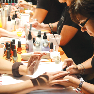 OPI Sponsors Beauty Bus Foundation Beauty Drive