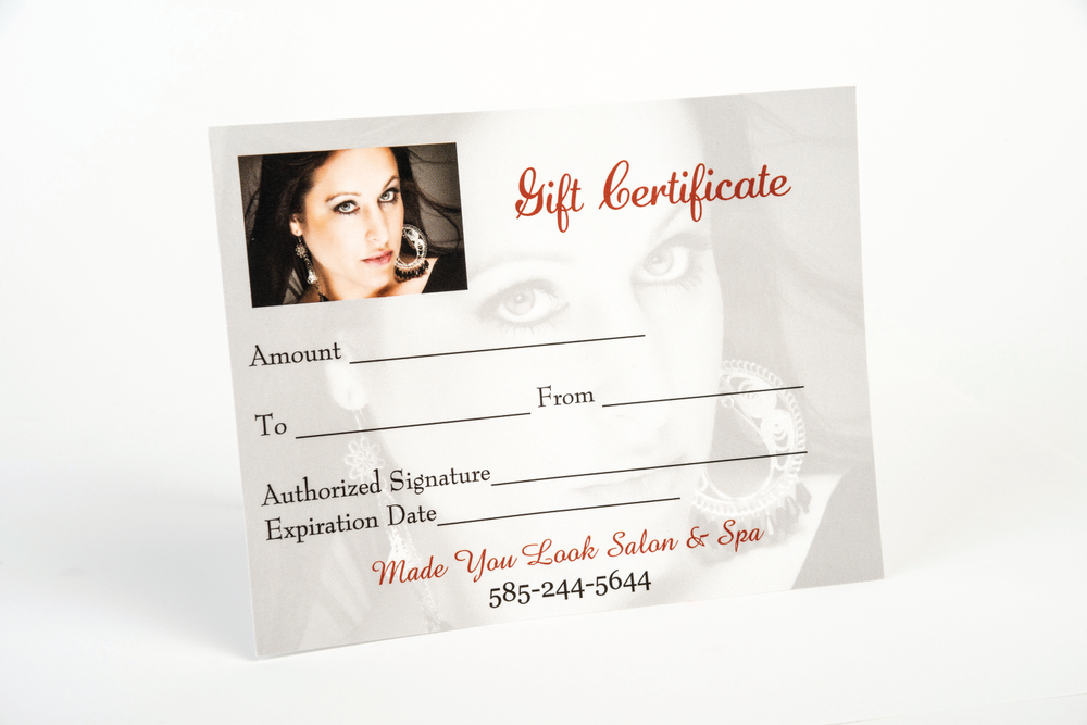 <p>Allison Cohen<br />Made You Look Salon &amp; Spa, Rochester, N.Y.<br />Allison Cohen has specialized in nails for eight years and recently became a booth renter. &ldquo;One of the many perks of renting is I now have the power to design my own business cards, gift certificates, and other marketing strategies. I wanted something eye-catching, creative, and personable.&rdquo;<br /><br /></p>
