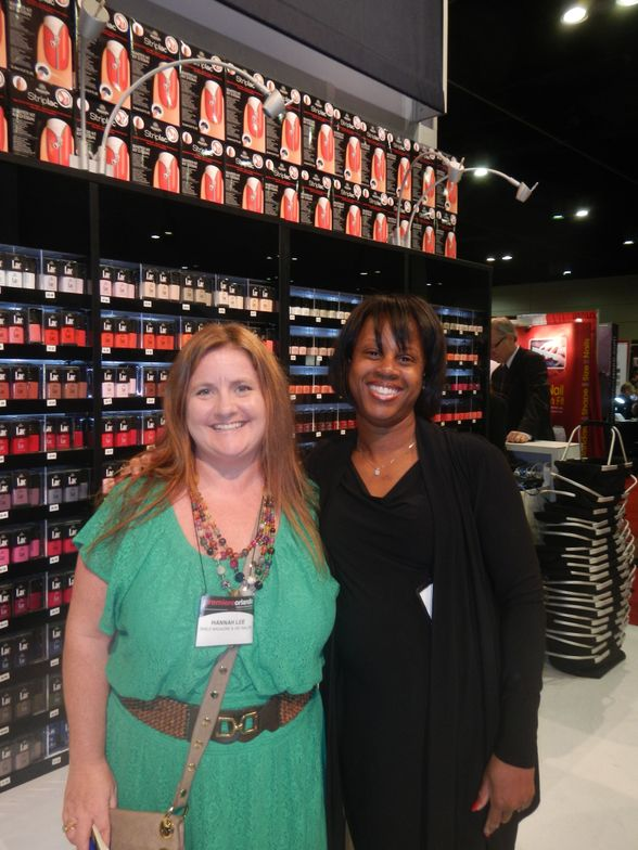 <p>NAILS editor Hannah Lee and Alessandro&rsquo;s LaShaun Brown-Glenn have been friends for nearly 14 years.</p>