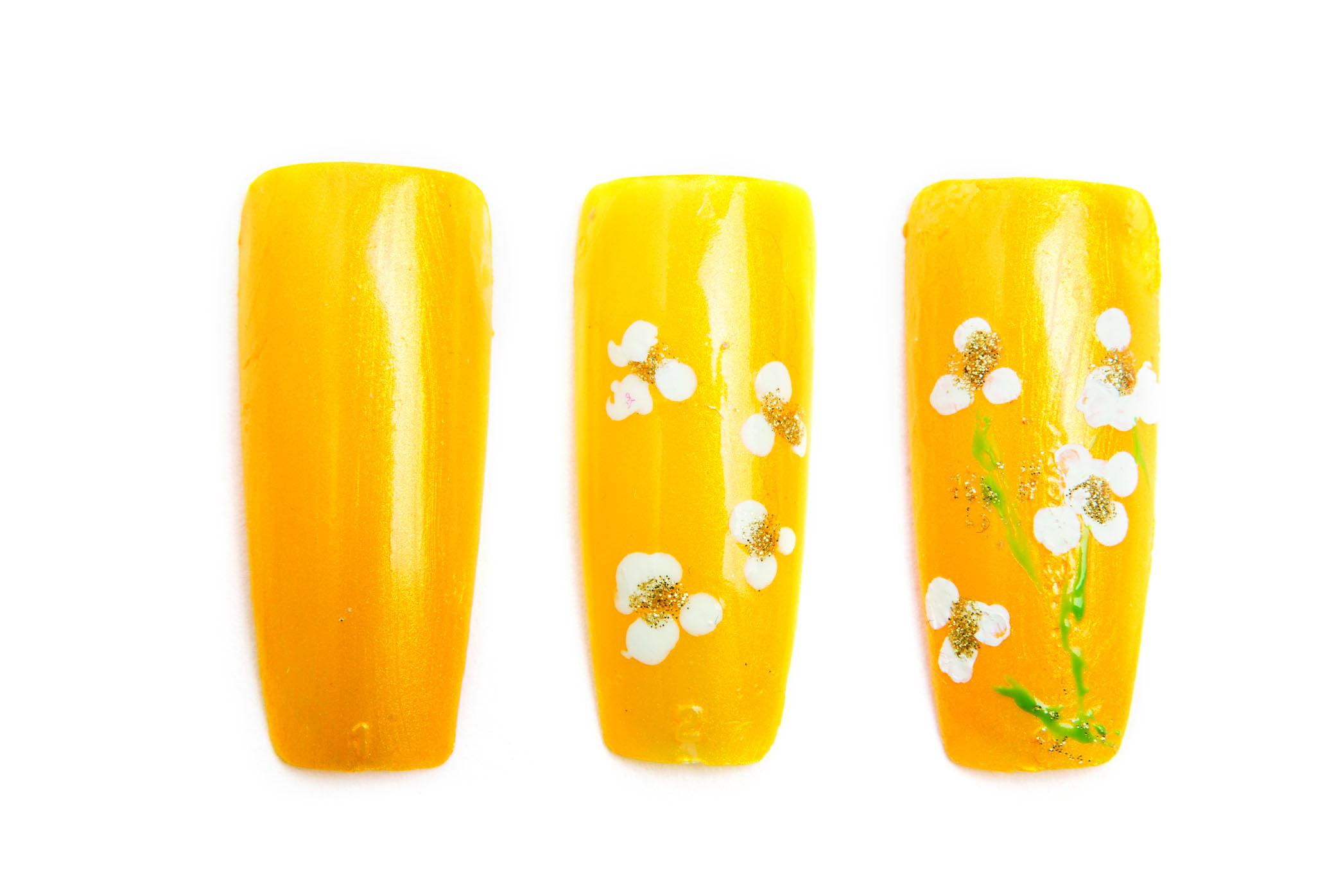 Nail Art Studio: Summer Flowers