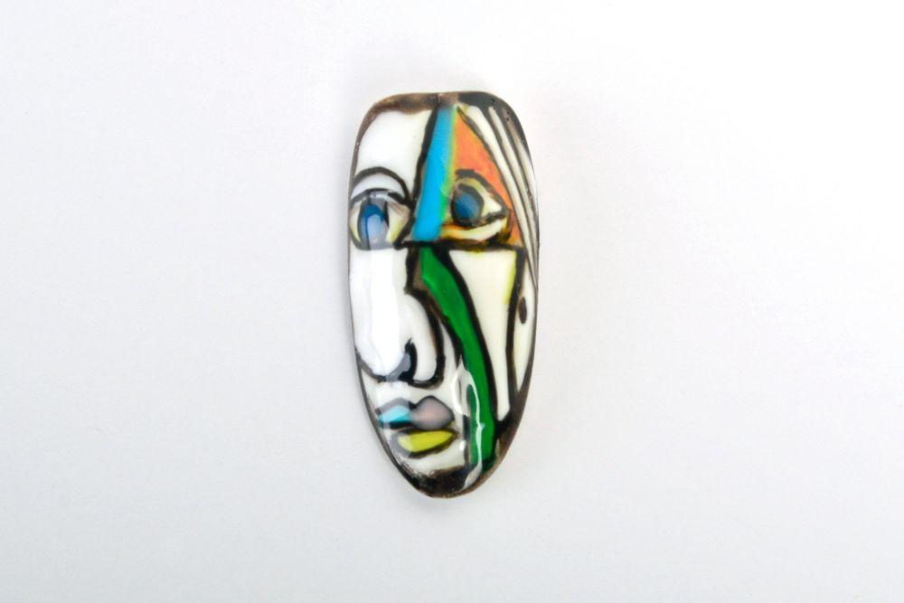 <p>Rosa Vargas, Palm Springs, Fla.&nbsp;</p> <p>&ldquo;Self-Portrait&rdquo; by Pablo Picasso</p>