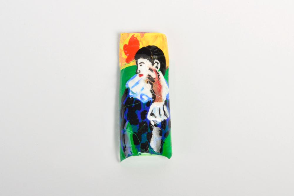 <p>Jana Staples, Pensacola, Fla.</p> <p>&ldquo;Harlequin&rdquo; by Pablo Picasso</p>