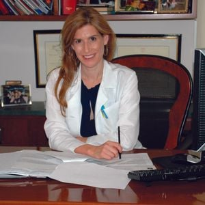 New York City-based dermatologist Dr. Dana Sternspecializes in nails and nail disorders.