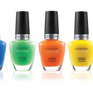 Cuccio Colour Gives Back
