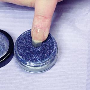 Simplicite PolyDip Glitter Nail