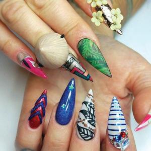 Nails by Sarah Elmaz