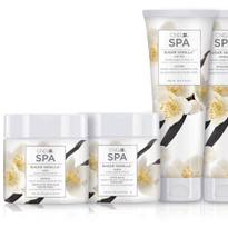 Spa Sugar Vanilla Collection