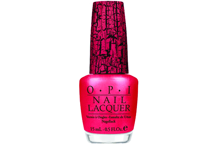 """<p><a href=""""http://www.opi.com"""">OPI</a> launches the limited-edition Pink Shatter: Pink of Hearts Nail Lacquer to support its annual $25,000 donation to Susan G. Komen for the Cure. The 2011 Pink of Hearts edition follows in the footsteps of previous Pink of Hearts Nail Lacquers for the fifth year in a row during the months of September and October. This year&rsquo;s Pink of Hearts Nail Lacquer marks the debut of Shatter coat in OPI&rsquo;s first pink shade.</p>"""