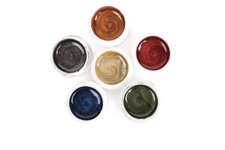 "<p>Celebrate the allure of exotic locales and cultures with <a href=""http://www.ibdbeauty.com"">IBD&rsquo;s</a> new six-piece collection of soak off gels. The Global Beauty Color Gel Collection takes its cues from tribal prints and earth tones to create a&nbsp; collection that is sure to inspire. Colors are Sandstone, Bengali, Vermillion, Seven Seas, Tropical Forest, and Elephant.</p>"